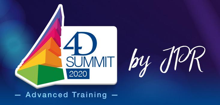 4D Summit 2020 - Advanced Training by JPR - ULTIMA DATA
