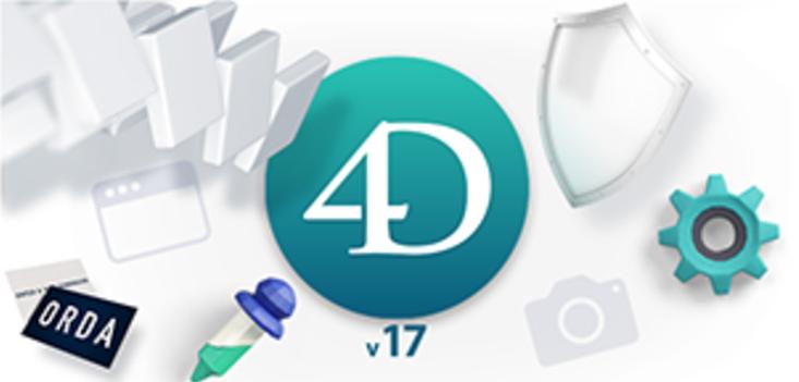 Novità in 4D v17