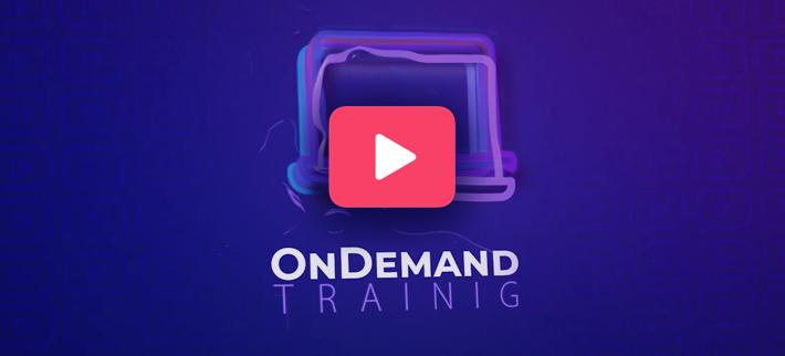 On Demand Training: un nuovo modo per imparare!